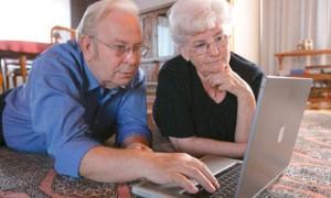 older people using technologyWebsite